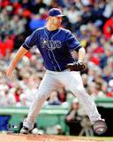 Tampa Bay Rays - Jeff Niemann Photo Photo