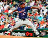 Minnesota Twins - Lester Oliveros Photo Photo