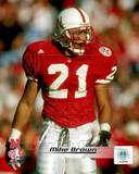 Nebraska Cornhuskers - Mike Brown Photo Photo