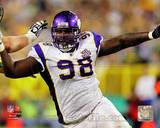 Minnesota Vikings - Letroy Guion Photo Photo