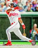 Cleveland Indians - Manny Ramirez Photo Photo