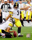 Pittsburgh Steelers - Jeff Reed Photo Photo