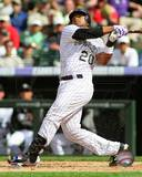 Colorado Rockies - Wilin Rosario Photo Photo