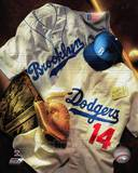 Brooklyn Dodgers Photo Photo