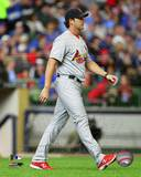 St Louis Cardinals - Mike Matheny Photo Photo