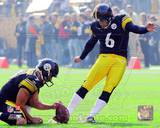Pittsburgh Steelers - Shaun Suisham Photo Photo