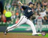 Milwaukee Brewers - Shaun Marcum Photo Photo