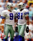 Dallas Cowboys - Tony Romo, Terrell Owens Photo Photo