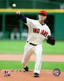 Cleveland Indians - Josh Tomlin Photo Photo