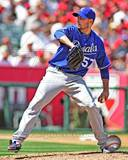 Kansas City Royals - Jonathan Sanchez Photo Photo