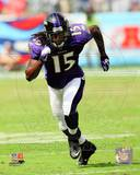 Baltimore Ravens - LaQuan Williams Photo Photo