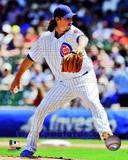 Chicago Cubs - Jeff Samardzija Photo Photo