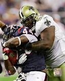 New Orleans Saints - Shaun Rogers Photo Photo