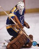 St Louis Blues - Mike Liut Photo Photo