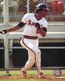 Anaheim Angels - Rod Carew Photo Photo
