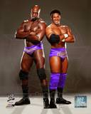 World Wrestling Entertainment - Darren Young, Titus O'Neil Photo Photo