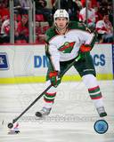Minnesota Wild - Tom Gilbert Photo Photo