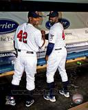 Minnesota Twins - Rondell White, Torii Hunter Photo Photo