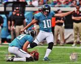 Jacksonville Jaguars - Josh Scobee Photo Photo