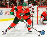 Minnesota Wild - Mike Lundin Photo Photo
