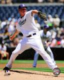 San Diego Padres - Mat Latos Photo Photo