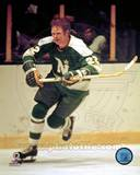 Minnesota North Stars - Dennis Hextall Photo Photo