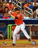 Miami Marlins - Justin Ruggiano Photo Photo