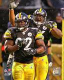 Pittsburgh Steelers - James Harrison, LaMarr Woodley Photo Photo
