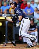 Milwaukee Brewers - Jonathan Lucroy Photo Photo