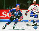 Edmonton Oilers - Mark Messier Photo Photo