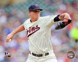Minnesota Twins - Kyle Gibson Photo Photo