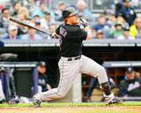 New York Mets - Justin Turner Photo Photo