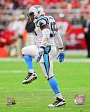 Carolina Panthers - Charles Johnson Photo Photo