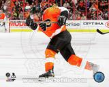 Philadelphia Flyers - Luke Schenn Photo Photo