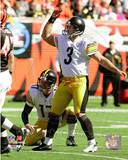Pittsburgh Steelers - Jeff Reed, Mitch Berger Photo Photo