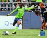 Seattle Sounders - Steve Zakuani Photo Photo