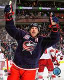 Columbus Blue Jackets - R.J. Umberger Photo Photo