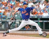 New York Mets - Zack Wheeler Photo Photo