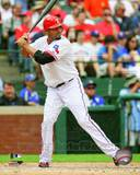 Texas Rangers - Nelson Cruz Photo Photo