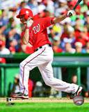 Washington Nationals - Steve Lombardozzi Photo Photo