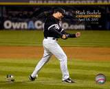 Chicago White Sox - Mark Buehrle Photo Photo