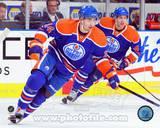 Edmonton Oilers - Jordan Eberle, Taylor Hall Photo Photo