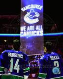 Vancouver Canucks - Kevin Bieksa, Alex Burrows Photo Photo