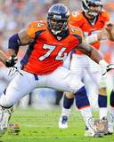 Denver Broncos - Orlando Franklin Photo Photo