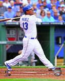 Kansas City Royals - Salvador Perez Photo Photo