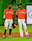 Miami Marlins - Jose Reyes, Hanley Ramirez Photo Photo