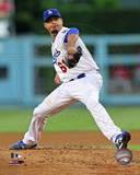 Los Angeles Dodgers - Josh Beckett Photo Photo