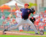 Minnesota Twins - Kevin Correia Photo Photo