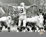 Baltimore Colts - Johnny Unitas Photo Photographie