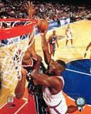 New York Knicks - Larry Johnson Photo Photo